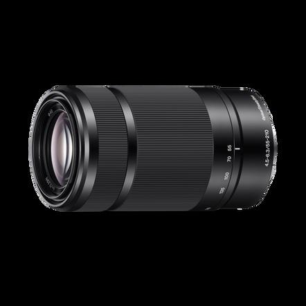 E-Mount 55-210mm F4.5-6.3 OSS Lens, , hi-res