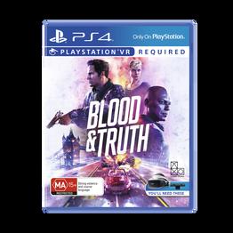 VR Blood & Truth, , hi-res
