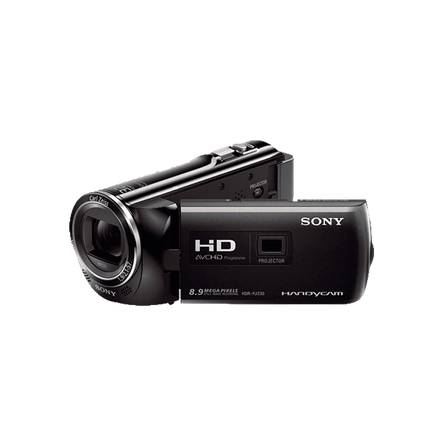 Flash Memory HD Camcorder
