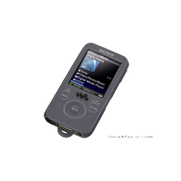 Silicone Case for Walkman Video MP3 Players (Black), , hi-res