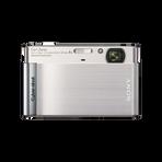 12.1 Mega Pixel T Series 4x Optical Zoom Cyber-shot (Silver), , hi-res