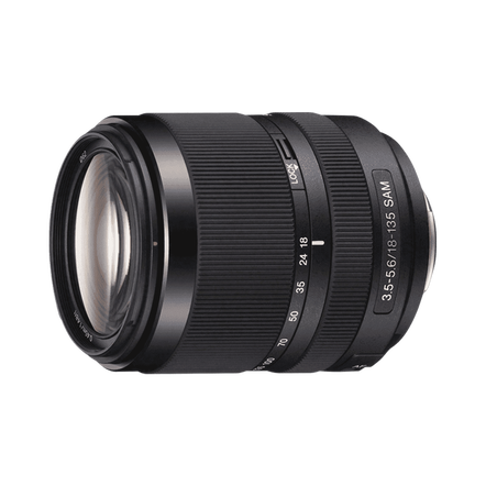 A-Mount DT 18-135mm F3.5-5.6 SAM Lens, , hi-res