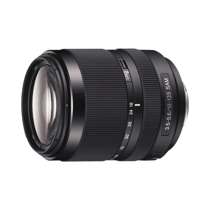 A-Mount DT 18-135mm F3.5-5.6 SAM Lens, , product-image