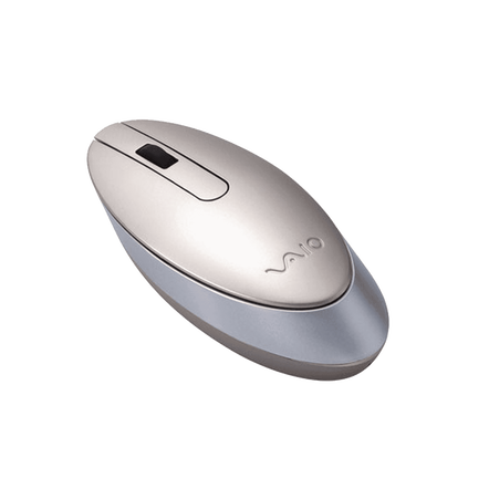 Bluetooth Laser Mouse (Gold)