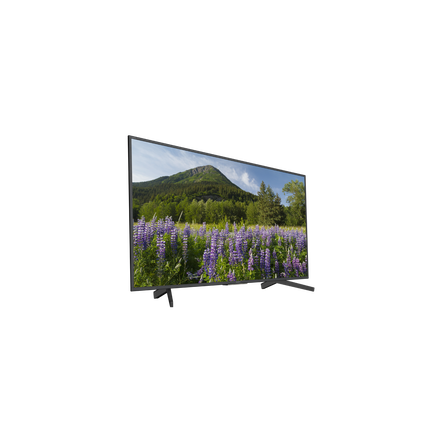 "43"" X70F LED 4K Ultra HDR Smart TV"