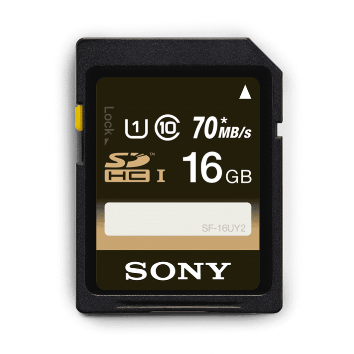 UHS-I Class 10 SDXC/SDHC memory card SF-UY2 Series, , product-image