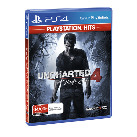 PlayStation4 Uncharted 4: A Thief's End (PlayStation Hits), , hi-res