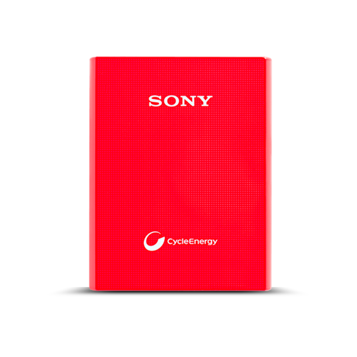 Portable USB Charger 3400mAH (Red), , product-image