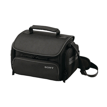 MEDIUM SONY CARRY CASE BLACK, , hi-res