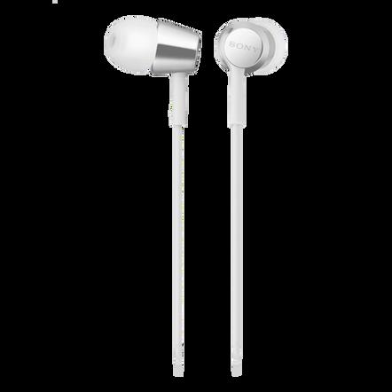 EX155 In-Ear Headphones (White), , hi-res