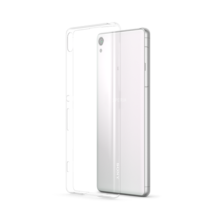 Clear Cover SBC24 for Xperia XA (Clear), , hi-res