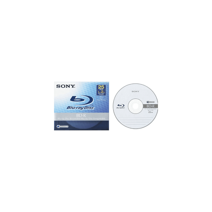25GB Recordable Blu-ray Disc, , product-image