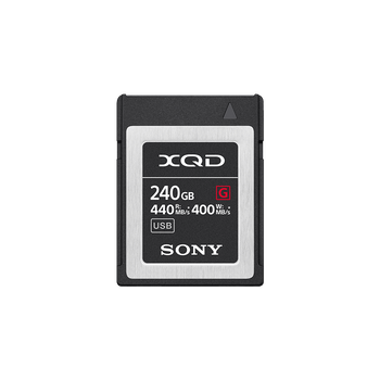 XQD G Series Memory Card 240GB, , hi-res