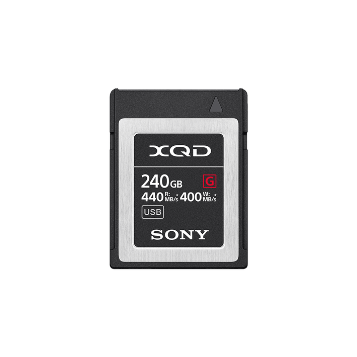 XQD G Series Memory Card 240GB, , product-image