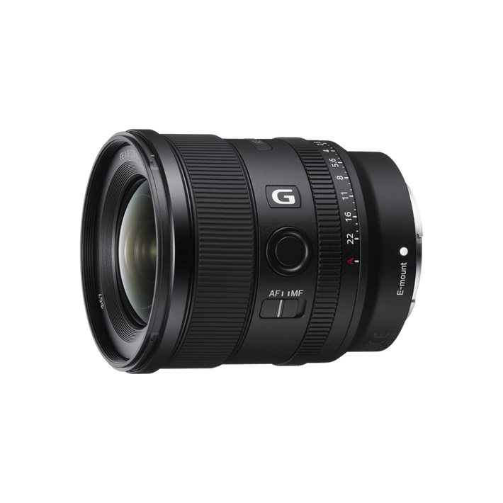 Full Frame E-Mount FE20mm F1.8 Wide Angle G Lens, , product-image