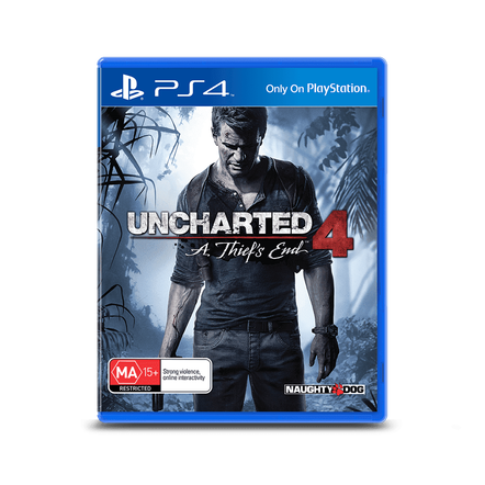 PlayStation4 Uncharted 4: A Thief's End, , hi-res