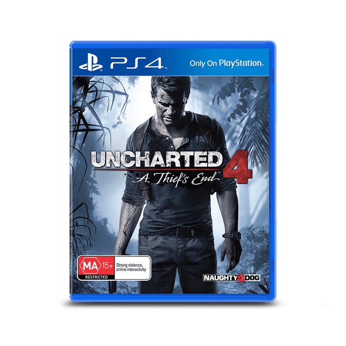 PlayStation4 Uncharted 4: A Thief's End, , product-image