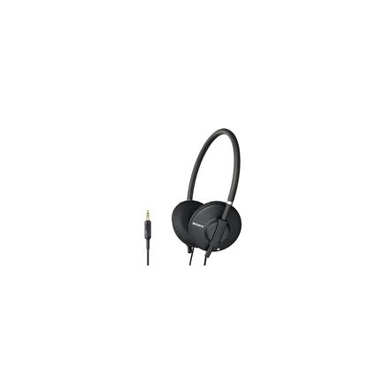 Lightweight Headphones (Black)