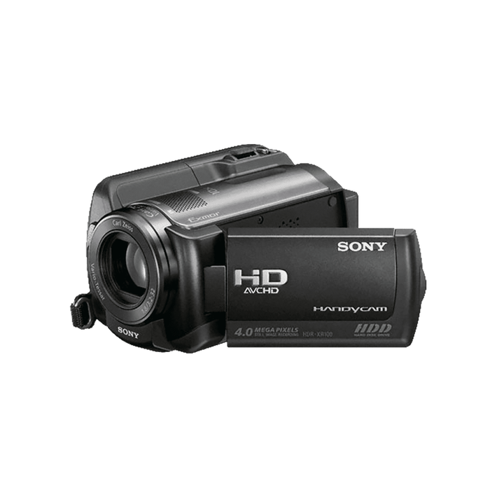 80GB Hard Disk Drive Full HD Camcorder, , product-image