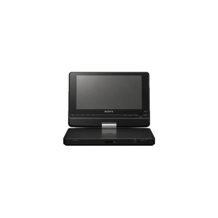 "8"" FX810 Series Portable DVD Player, , product-image"