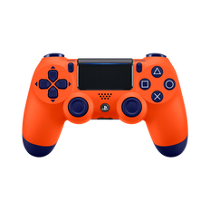 PlayStation4 DualShock Wireless Controllers (Sunset Orange)