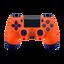 PlayStation4 DualShock Wireless Controllers (Sunset Orange)