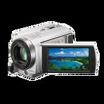 80GB SR68 Hard Disk Drive Camcorder (Silver), , hi-res