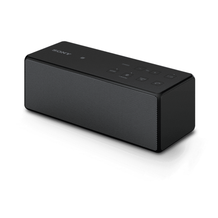 Portable Wireless Speaker with Bluetooth (Black), , product-image