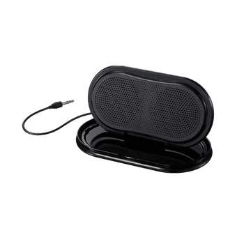 Portable Travel Speakers (Black), , lifestyle-image