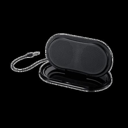 Portable Travel Speakers (Black), , hi-res