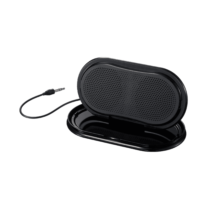 Portable Travel Speakers (Black), , product-image