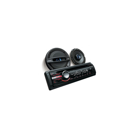 In-Car CD/MP3/WMA/Tuner Player with 16cm Speakers, , hi-res