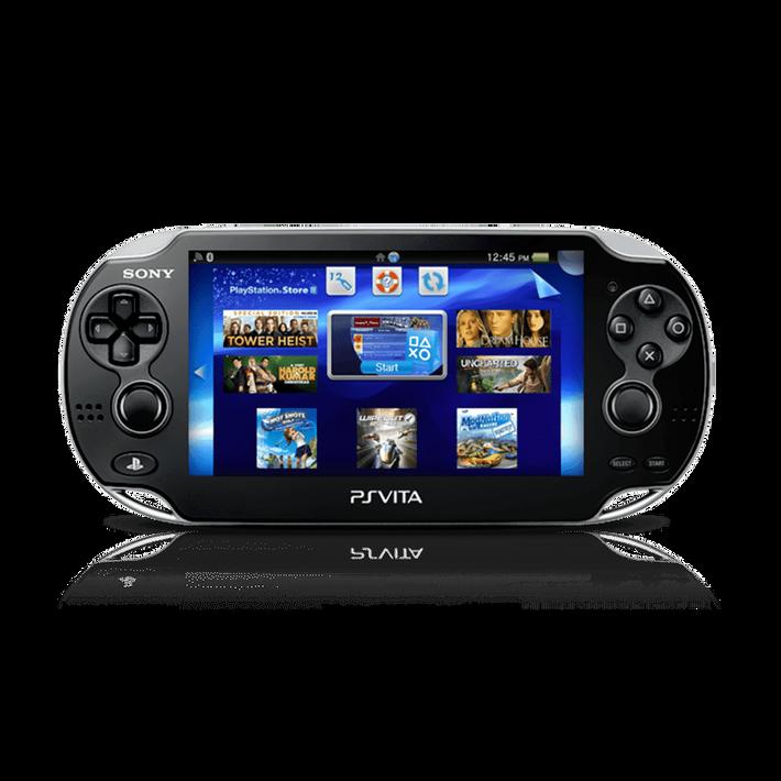 PlayStation Vita Wi-Fi - NExternalGeneration Portable Entertainment, , product-image