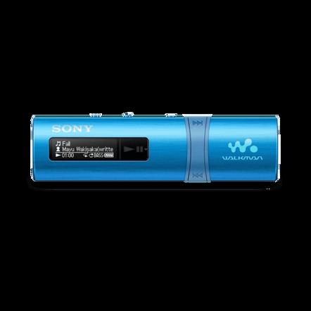 B Series 4GB MP3 Walkman (Blue), , hi-res