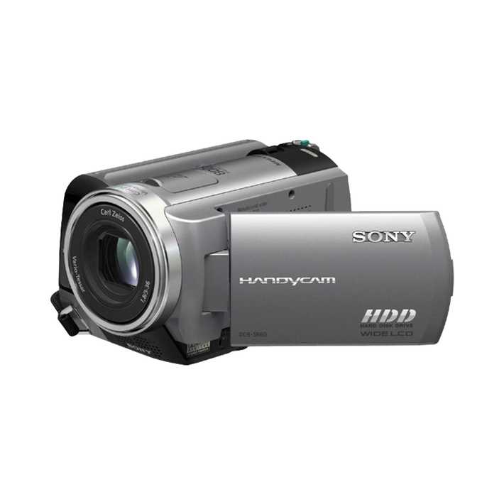 30GB SR60 Series Camcorder, , product-image