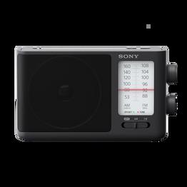 Analog Tuning Portable FM/AM Radio, , hi-res