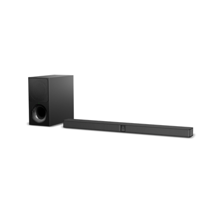 2.1ch Soundbar with Bluetooth technology