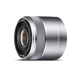 APS-C E-Mount  30mm F3.5 Macro Lens, , hi-res