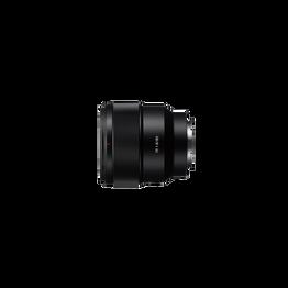Full Frame E-Mount 85mm F1.8 Lens, , lifestyle-image