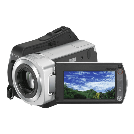 30GB Hard Disk Drive Camcorder