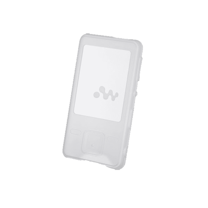 Silicone Carrying Case for Walkman MP3 Player (White), , product-image
