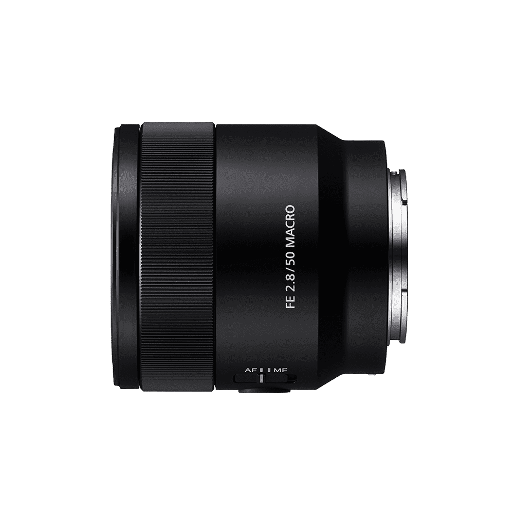 Full Frame E-Mount FE 50 mm F2.8 Macro Lens, , product-image