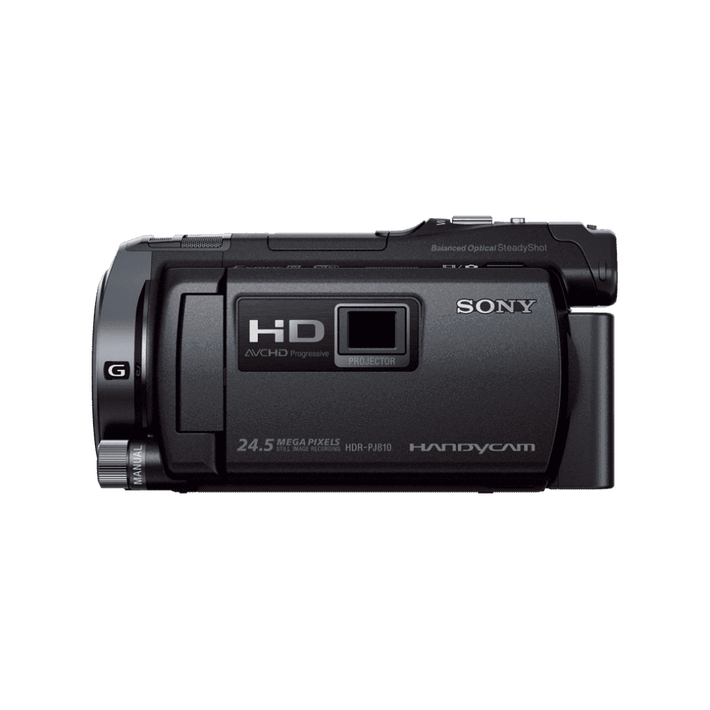 HD 64GB Flash Memory Handycam with Built-In Projector, , product-image