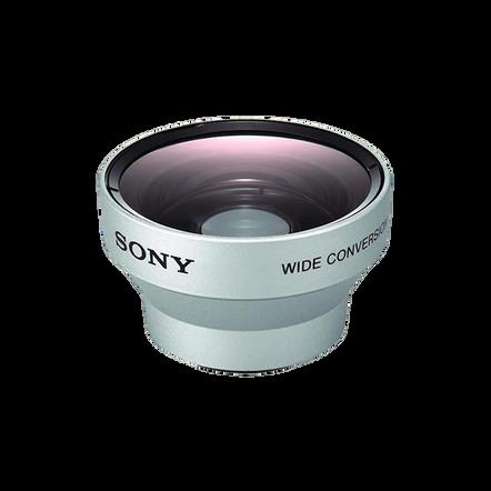 Wide Conversion Lens for Camcorder, , hi-res