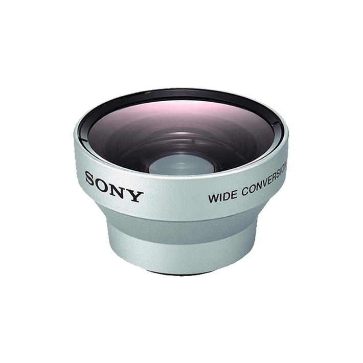 Wide Conversion Lens for Camcorder, , product-image