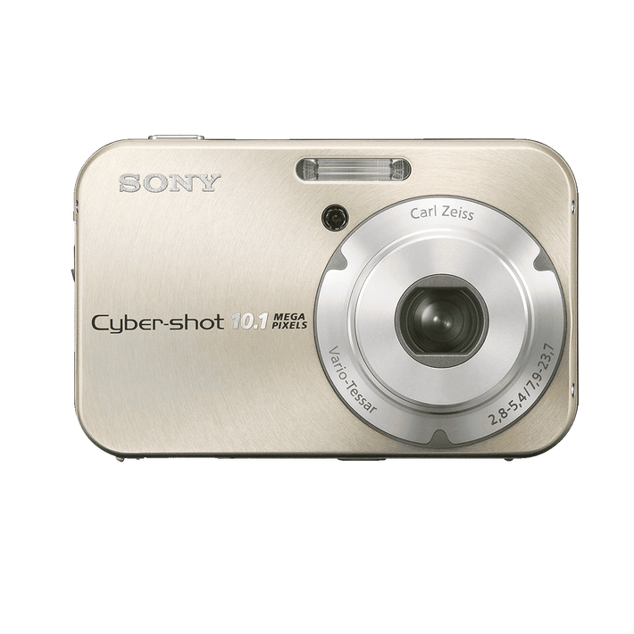 "10.1 Megapixel 3"" Touch Screen LCD Cyber-shot Compact Camera , , product-image"