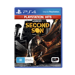 PlayStation4 Infamous Second Son (PlayStation Hits), , hi-res