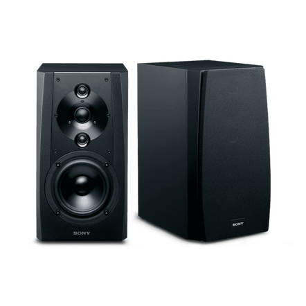 Stereo Bookshelf Speakers (Pair), , hi-res