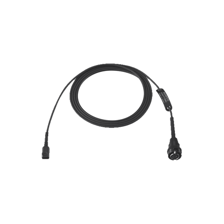 Flat Lavalier Microphone with Xlr Connector, , hi-res