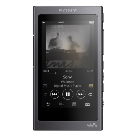 Walkman with High-Resolution Audio